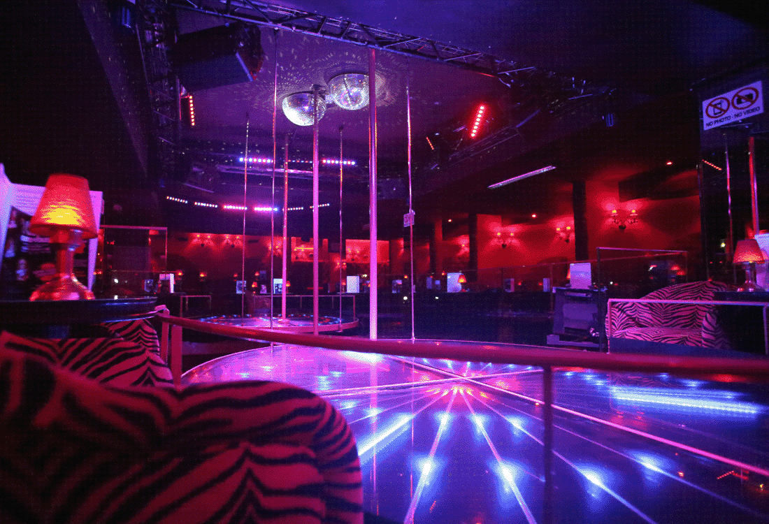 STRIP CLUB PARIS