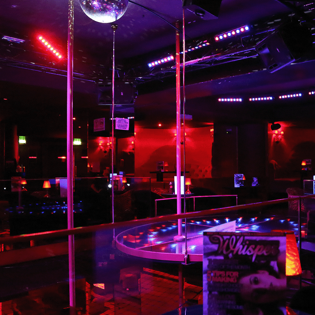 Houston Strip Club Allowed To Open, But Without Dancers